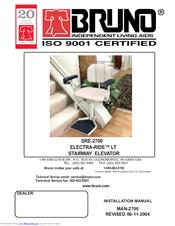 bruno sre 2700 installation manual pdf downloadBruno Sre 2750 Wiring Diagram #6