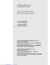 848448_vx400_product clarion vz400 manuals clarion vz400 wiring diagram at soozxer.org