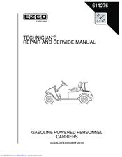 e z go txt valor manuals rh manualslib com Ezgo 36 Volt Golf Cart Manual Ezgo Electric Golf Cart Manuals