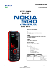Ebook Er For Nokia 5130 Xpressmusic