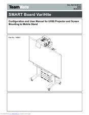 teammate ux60 manuals rh manualslib com smart board users manual 2010 smartboard user manual