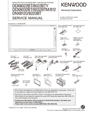 kenwood dnx8120 8220bt manuals rh manualslib com Kenwood eXcelon Dnx Kenwood eXcelon Dnx 8120