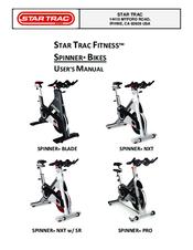 Star trac spinner nxt manuals.