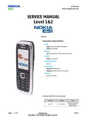 nokia e51 service manual pdf download rh manualslib com