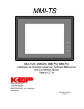 kep mmi 750 manuals rh manualslib com  mmis manual mn