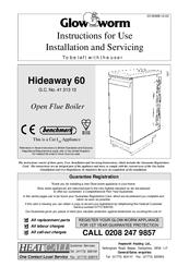 Glow-worm Hideaway 50 Manuals
