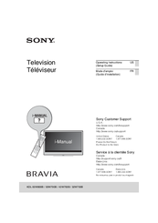 Sony tv w800a manual.