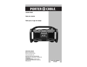 Porter-Cable PC18JR Instruction Manual