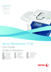 xerox workcentre 7120 manuals rh manualslib com Troubleshooting Xerox WorkCentre 7120 Troubleshooting Xerox 7120