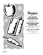 Whirlpool W10462760B Use & Care Manual