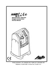 airsep newlife elite manuals rh manualslib com airsep newlife elite oxygen concentrator service manual airsep elite oxygen concentrator manual