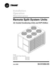 trane rauc c50 manuals rh manualslib com Trane Model Number Nomenclature Wiring-Diagram Trane Split System
