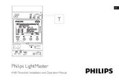 Philips LightMaster Installation And Operation Manual