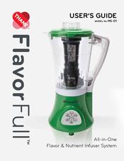 thane housewares flavorfull hs 01 manuals rh manualslib com user guide excel user guide epson 3620