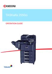 manual kyocera taskalfa 2550ci