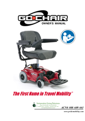 pride mobility go chair manuals rh manualslib com pride go chair repair manual Pride Go Chair Charger
