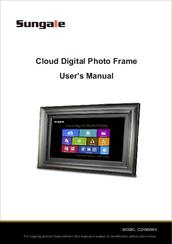 Sungale CA700 7-Inch Digital Frame
