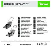 viking mb 443 instruction manual pdf download rh manualslib com viking mb 455 service manual viking mb 455 service manual