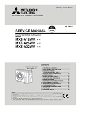 mitsubishi electric mxz-a18wv manuals mitsubishi mxz 8b48na wiring diagram