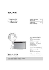 sony kdl 55x830b manuals rh manualslib com Sony BRAVIA 55-Inch Sony KDL 55HX800 Specifications