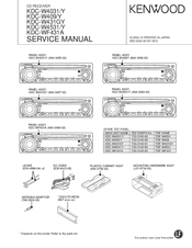kenwood kdc w409 manuals rh manualslib com Kenwood eXcelon Manual Kenwood Owners Manuals
