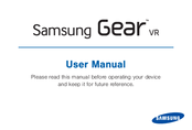 Samsung Gear VR User Manual