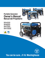 Westinghouse WH700 Manuals