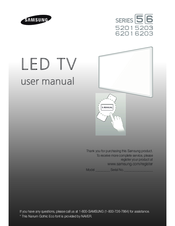 samsung series 6 6203 manual