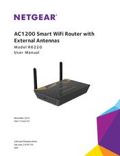 NETGEAR AC1200 R6220 USER MANUAL Pdf Download