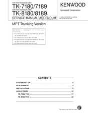 kenwood tk 7180 manuals rh manualslib com tk7180 service manuals Kenwood Tk 7180