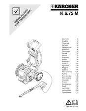 Karcher K 6.85 M User Manual
