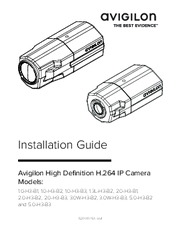 avigilon 2.0 h3 d1 manual