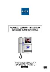 auta central compact integrada manuals rh manualslib com Apartment Intercom Wiring-Diagram GT Pacific Intercom System Wiring Diagram