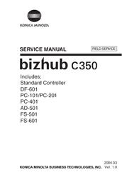 Konica Minolta C350 Service Manual