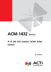 DRIVERS FOR ACTI ACM-1432