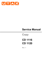 UTAX CD 1120 TÉLÉCHARGER DRIVER