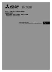 mitsubishi electric msz ge12na manuals rh manualslib com System Pump Heat Msz-Ge12na-9Split Msz-Ge12na- 9