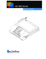 VERIFONE MX 900 SERIES REFERENCE MANUAL Pdf Download