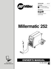 Miller       Millermatic    252 Manuals