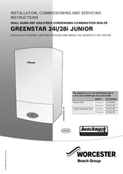 Worcester greenstar 28i junior manuals worcester greenstar 28i junior installation instructions manual cheapraybanclubmaster Images