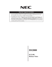 nec ds2000 intramail manuals rh manualslib com Meade Telescopes Rigol DS2000