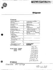 Ge TFX24 Manuals   ManualsLib   Ge Tfx24 Wiring Schematic      ManualsLib