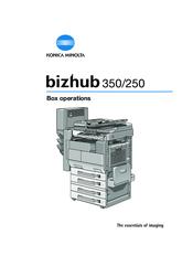 konica minolta bizhub 350 manuals rh manualslib com konica minolta bizhub c350 service manual pdf konica minolta bizhub c350 manual