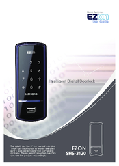 Samsung digital door lock brochures & manuals | samsungdigitallife.