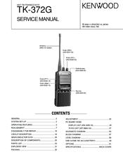 kenwood tk 372g manuals rh manualslib com Kenwood Tk 3312 kenwood tk-372g-1 manual