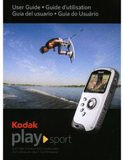 kodak playsport zx3 manuals rh manualslib com Kodak PlaySport Firmware Kodak PlaySport ZX3 Manual