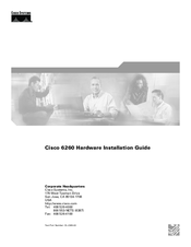 Cisco 6260 Installation Manual