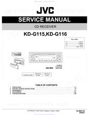 jvc kd g110 wiring diagram jvc kd g115 service manual pdf download manualslib  jvc kd g115 service manual pdf download