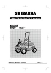 SHIBAURA CM314 OPERATOR'S MANUAL Pdf Download