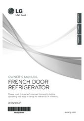 Lg lfxs29766s manual